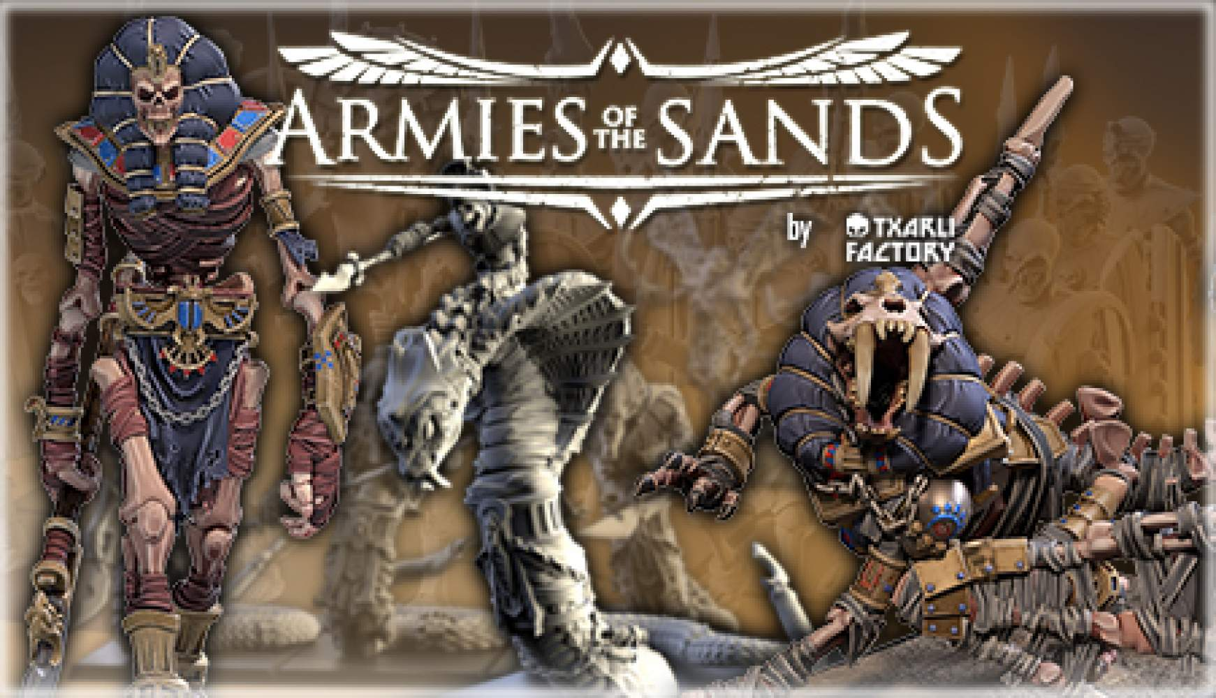 ARMIES OF THE SANDS