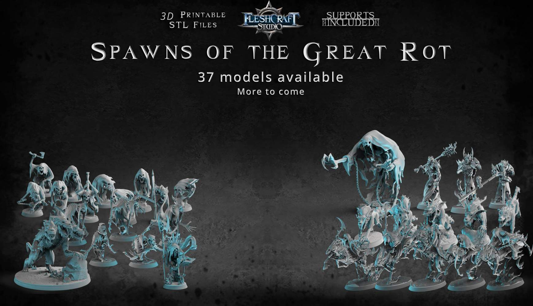 Spawns of the Great Rot