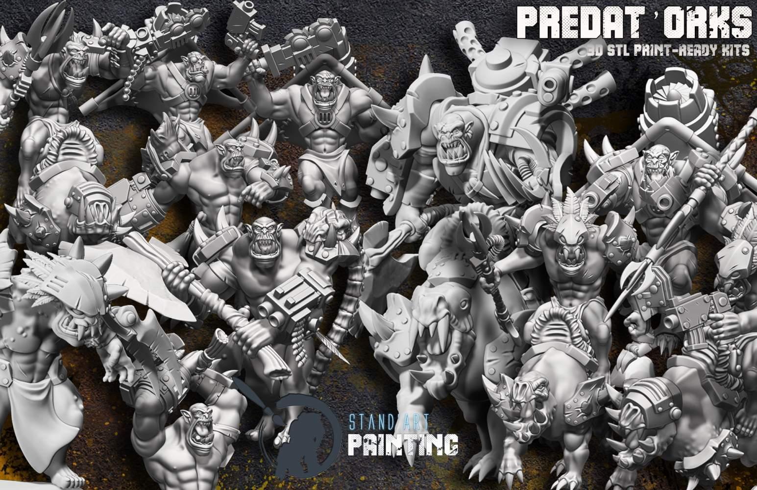 Predat'Ork Army