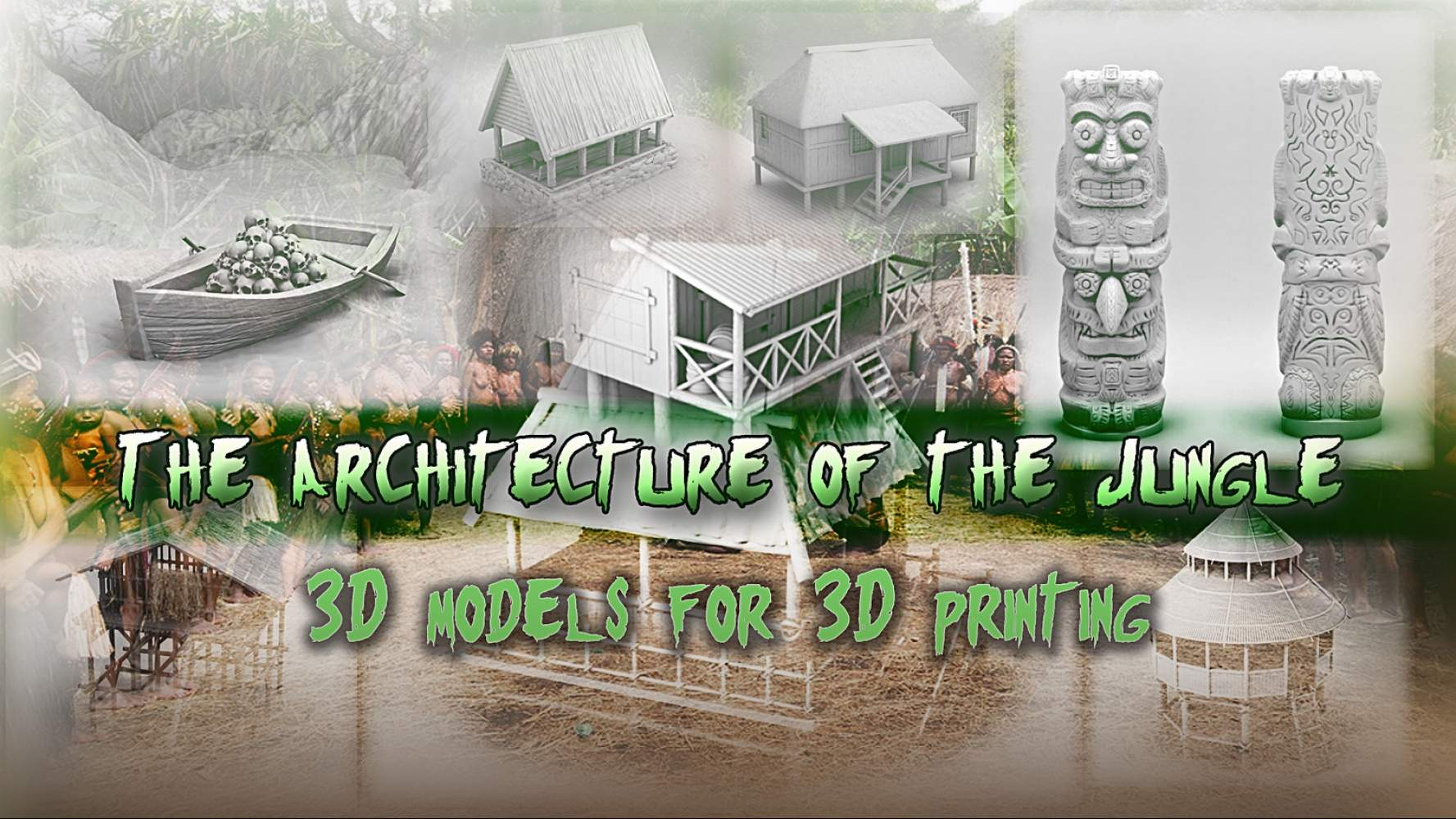 The architecture of the Jungle