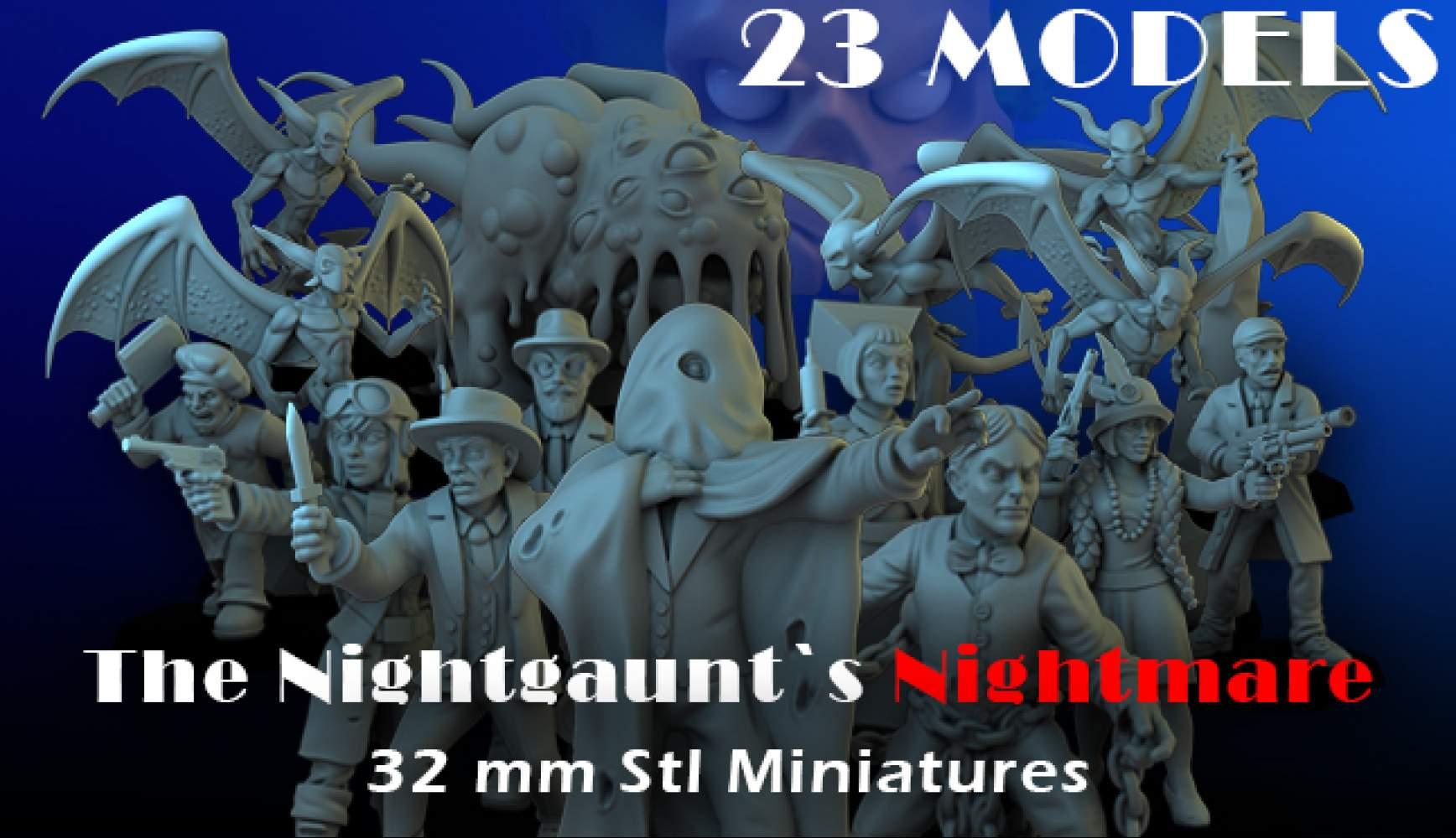 Nightgaunt's Investigators