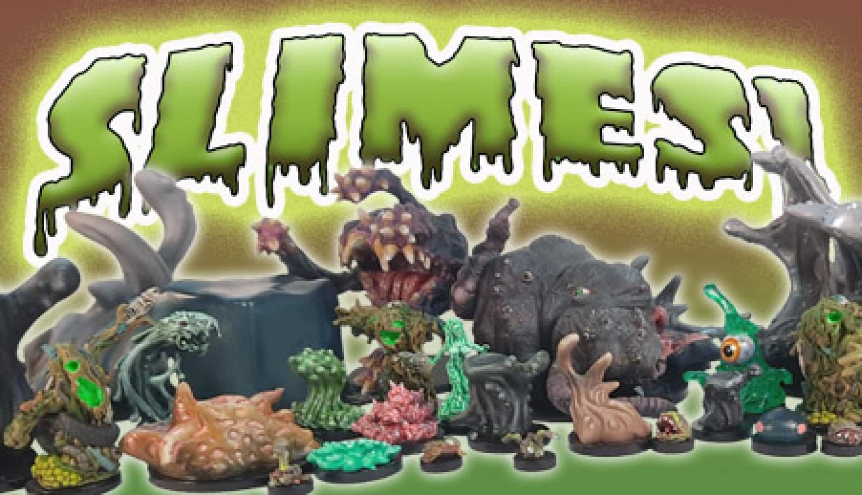 Slimes!