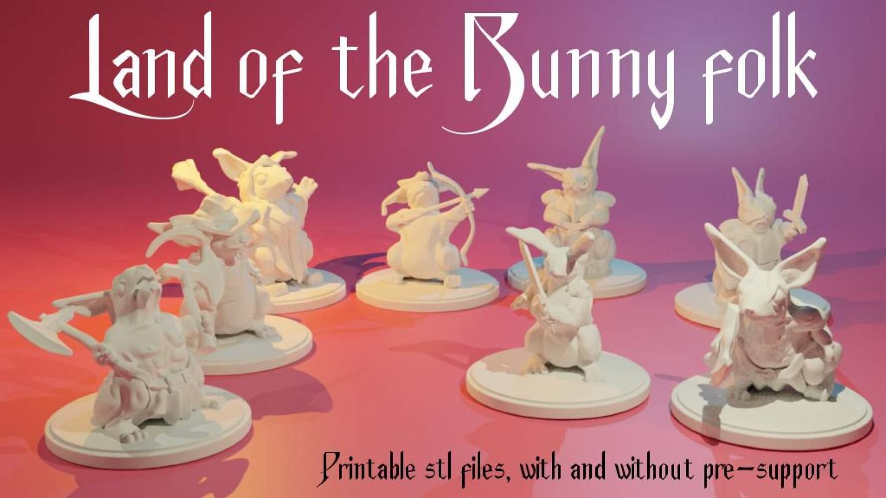 Land of the Bunny folk