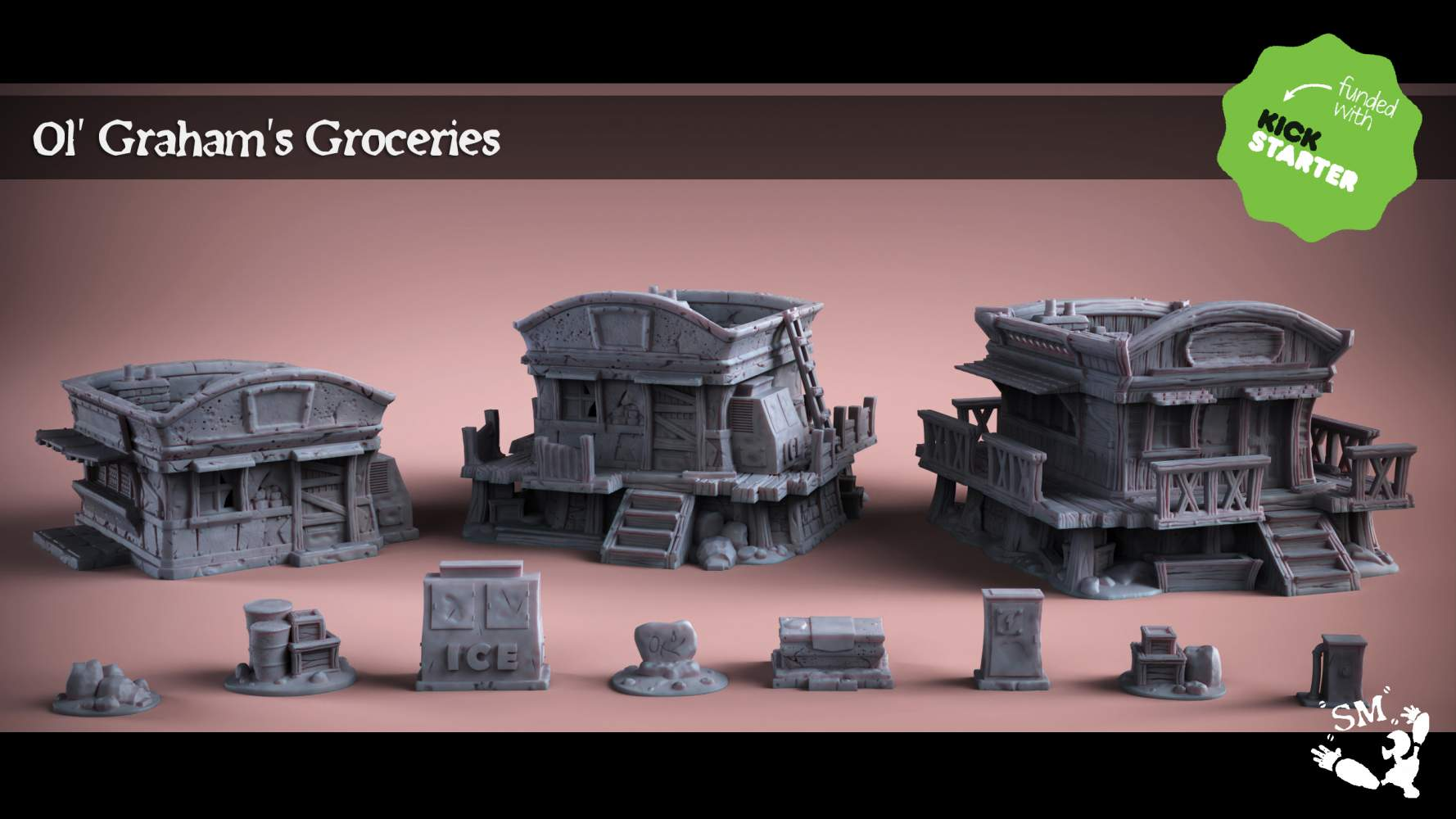 Ol' Graham's Groceries