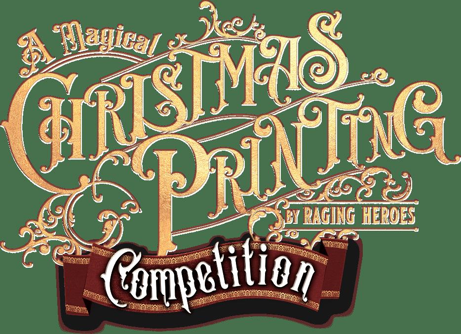 Christmas Printing Competition