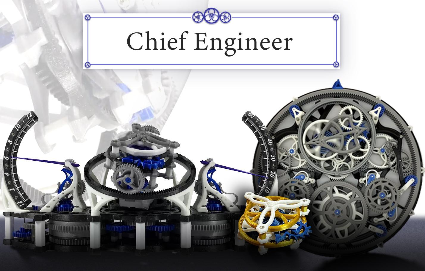Chief Engineer Pledge