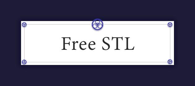 Free STL Heading