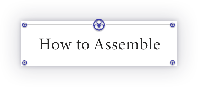 How to Assemble Heading