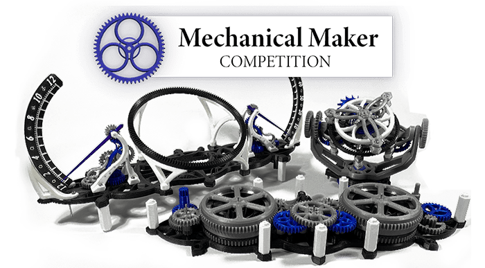 Mechanical Maker Competition logo