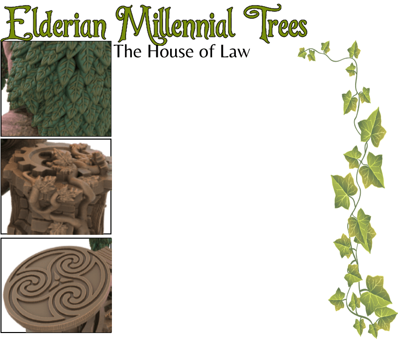 The House of Law Background