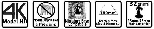 Miniature Specs logos