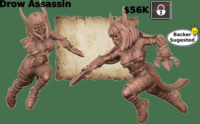 Drow Assassin
