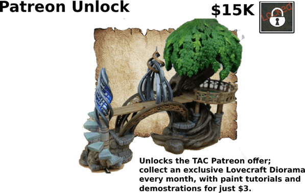 Patreon Unlock