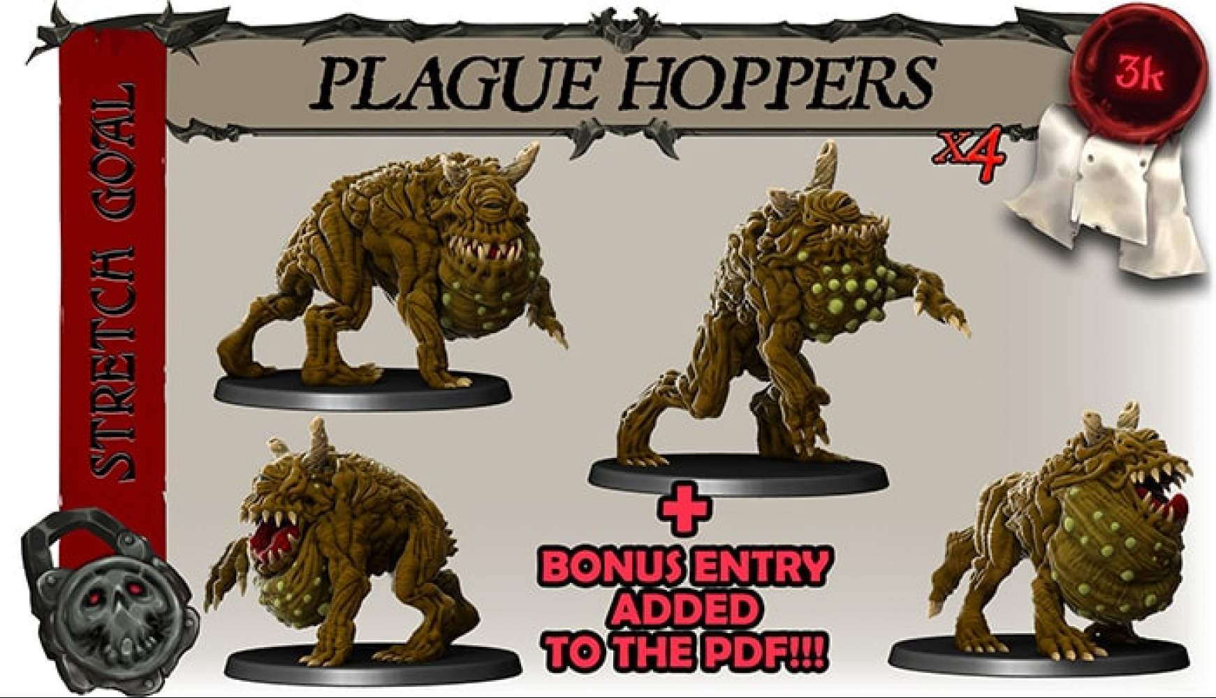 PLAGUE HOPPERS