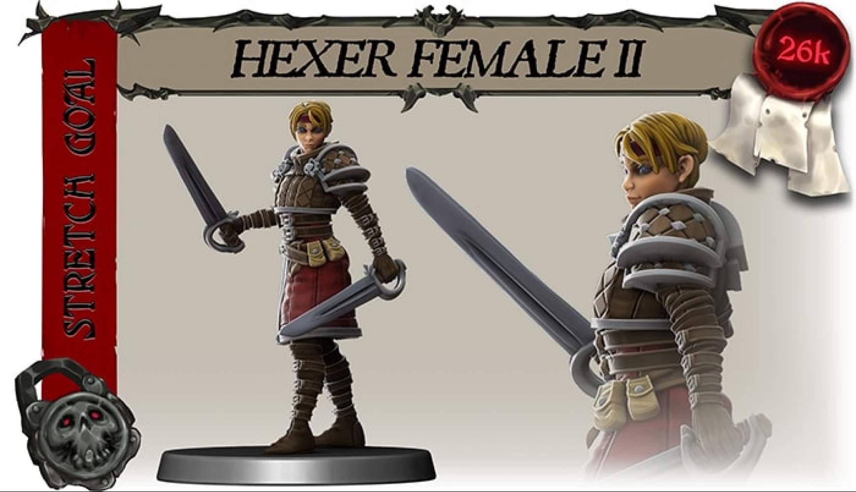 HEXER FEMALE II