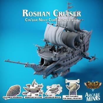 Roshan Cruiser