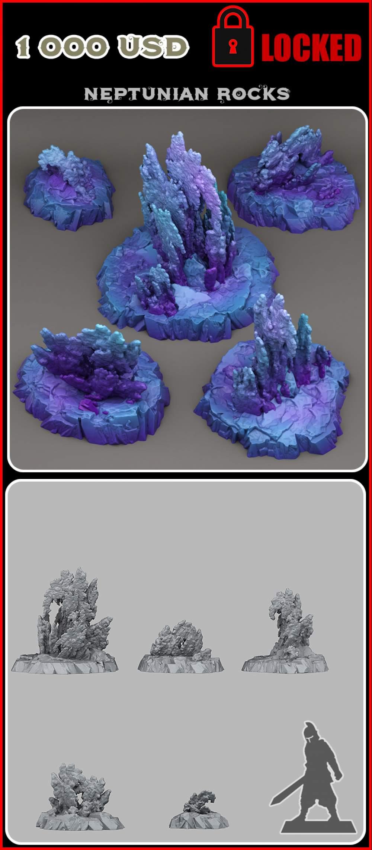 NEPTUNIAN ROCKS