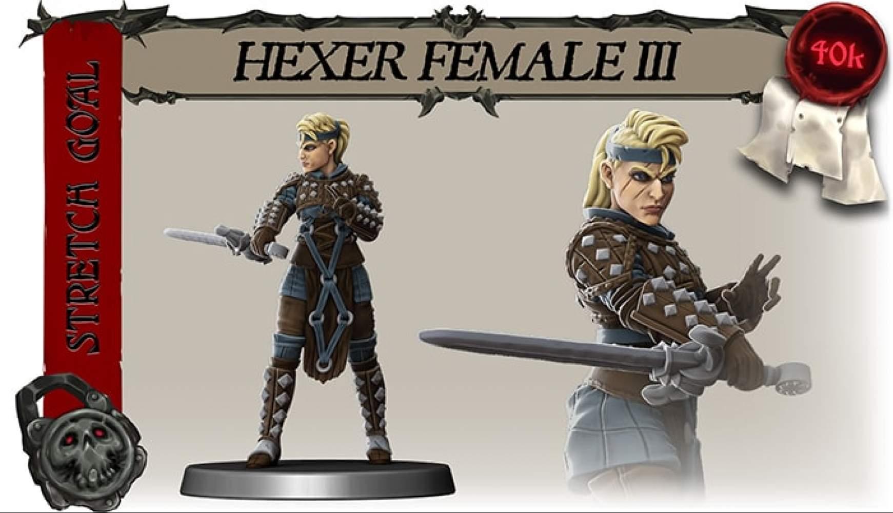 HEXER FEMALE III