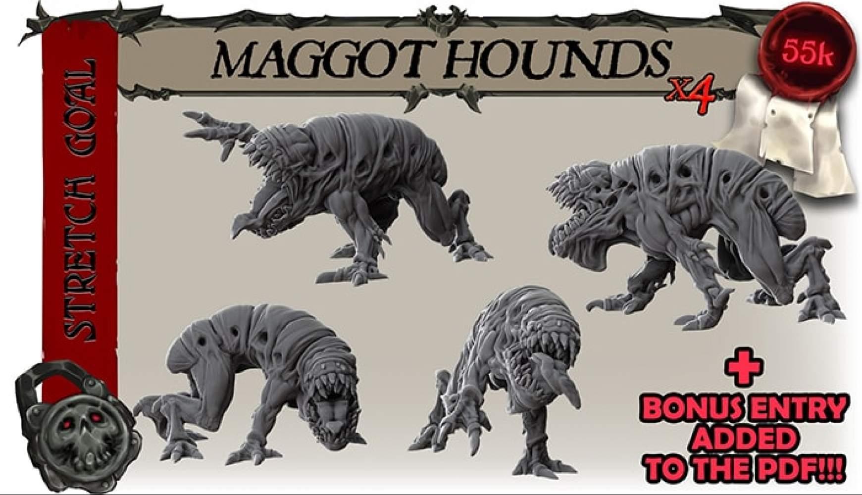 MAGGOT HOUNDS