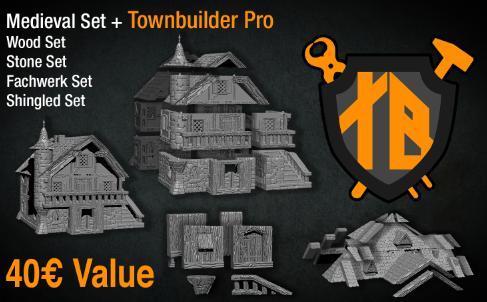 Townbuilder Pro 1st Place Prize