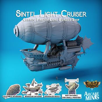 Sintel Light Cruiser