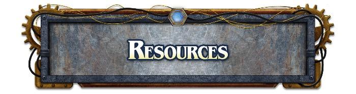 Resources header