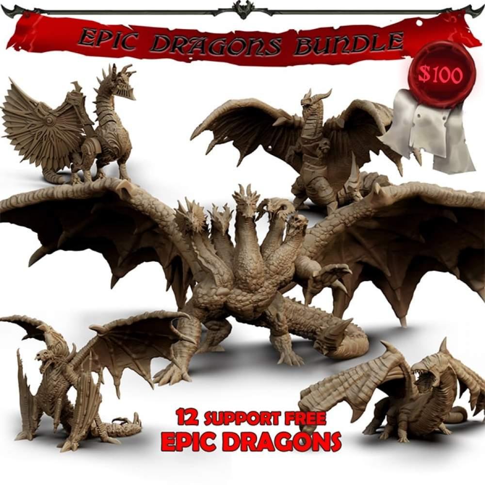 EPIC DRAGONS BUNDLE
