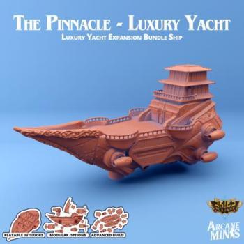 Pinnacle Luxuary Yacht