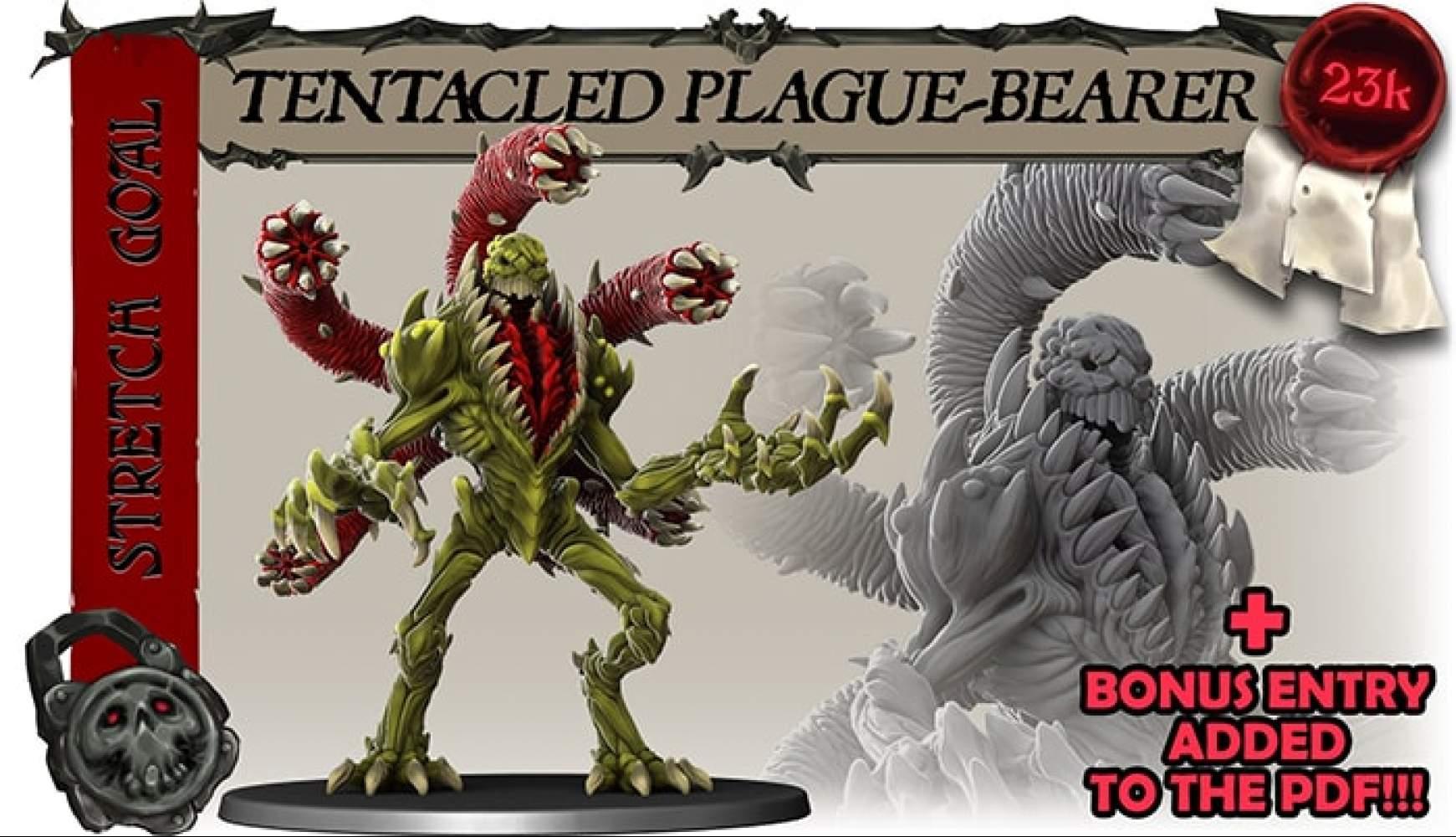 TENTACLED PLAGUE-BEARER