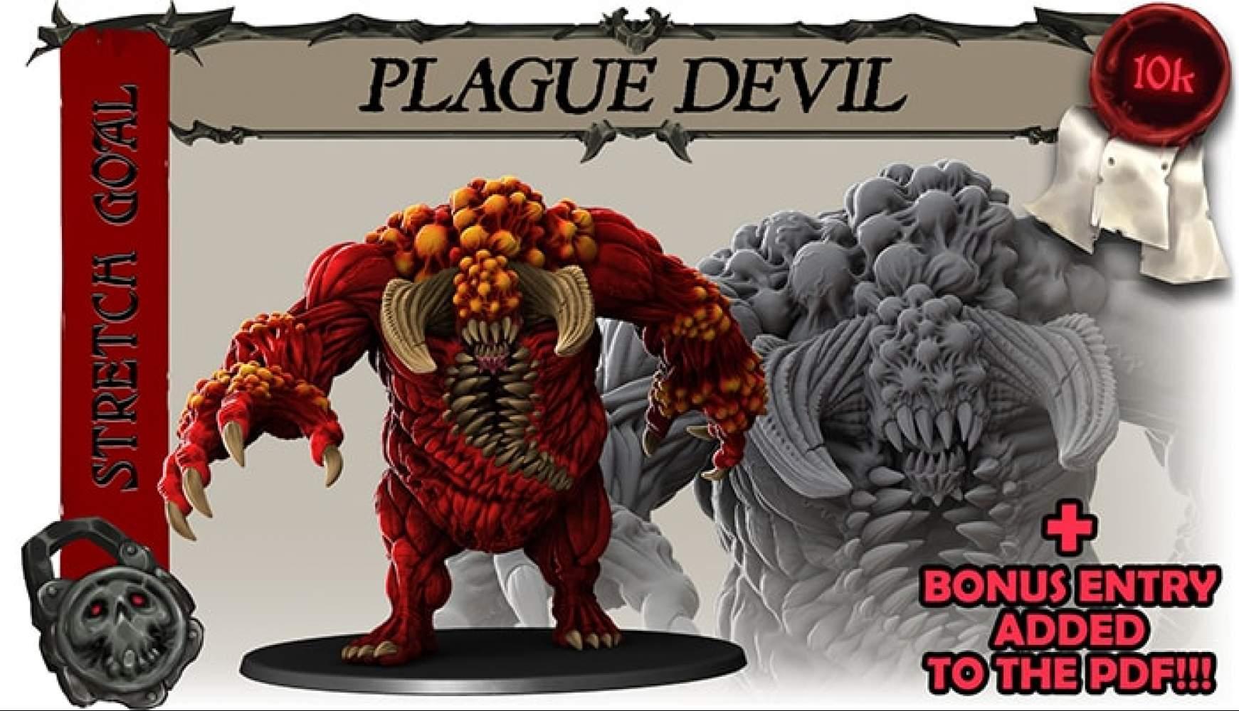 PLAGUE DEVIL