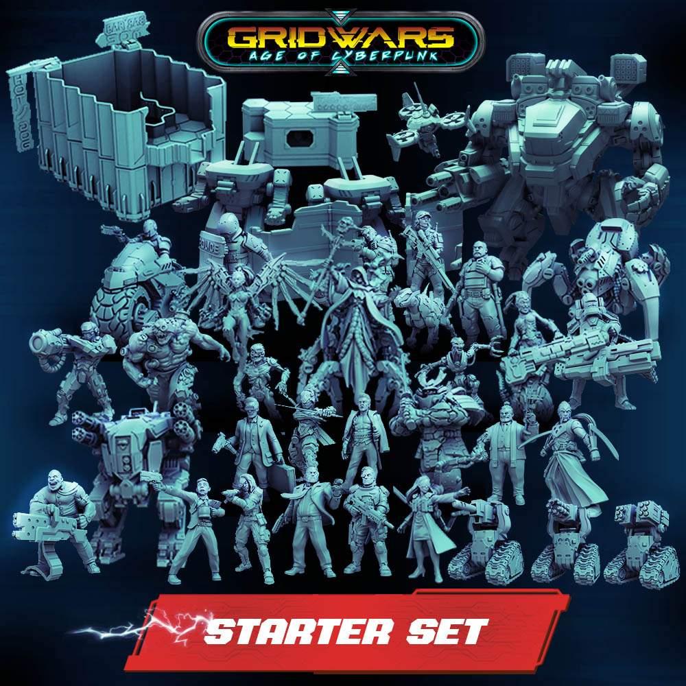 Starter Set's Cover