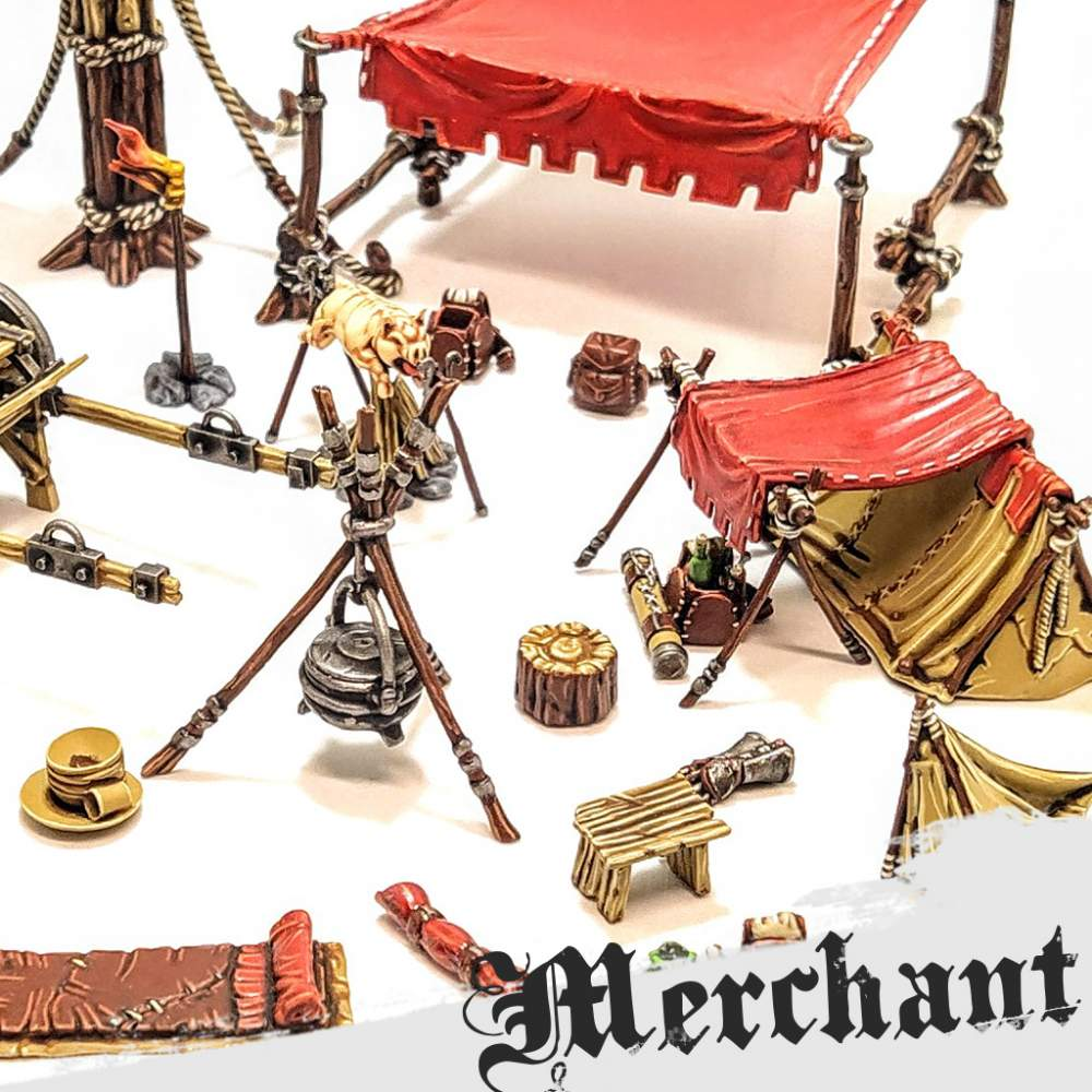 The Merchant 's Cover