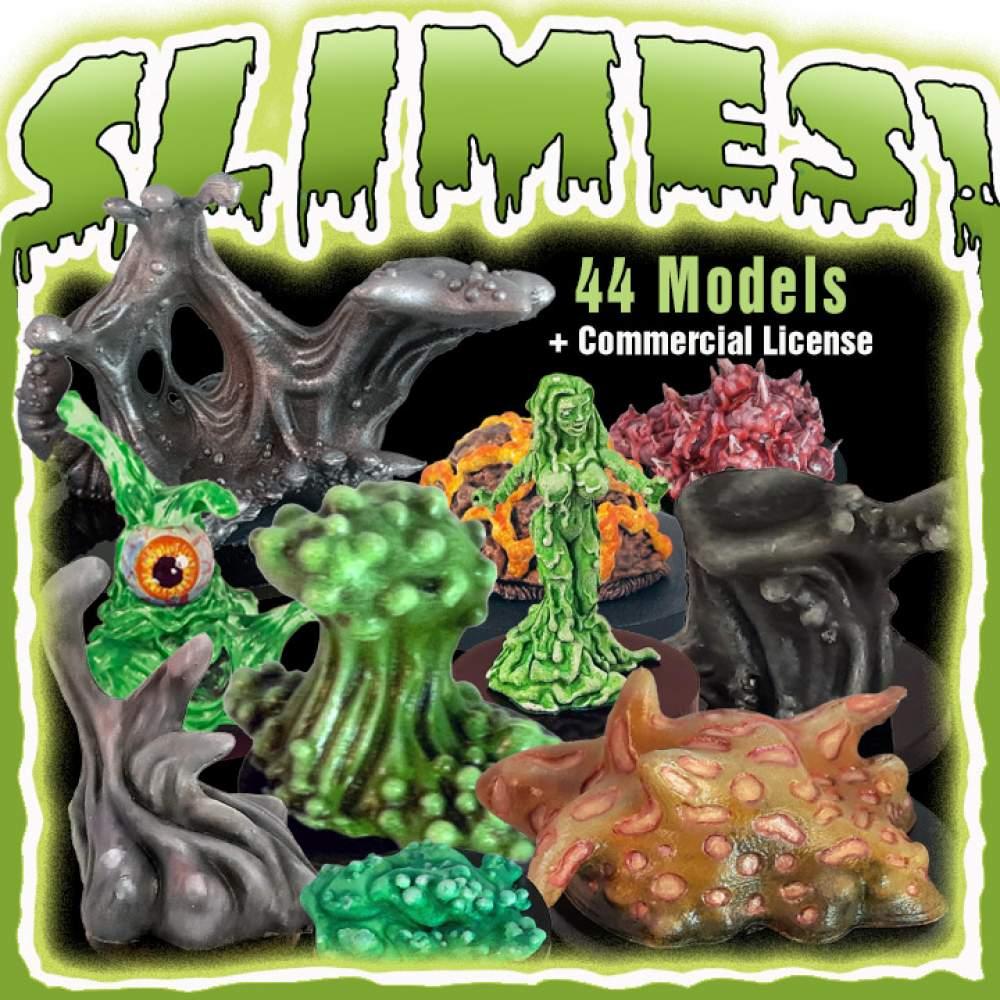 Master Merchant Slime Smith - Lifetime Commercial's Cover