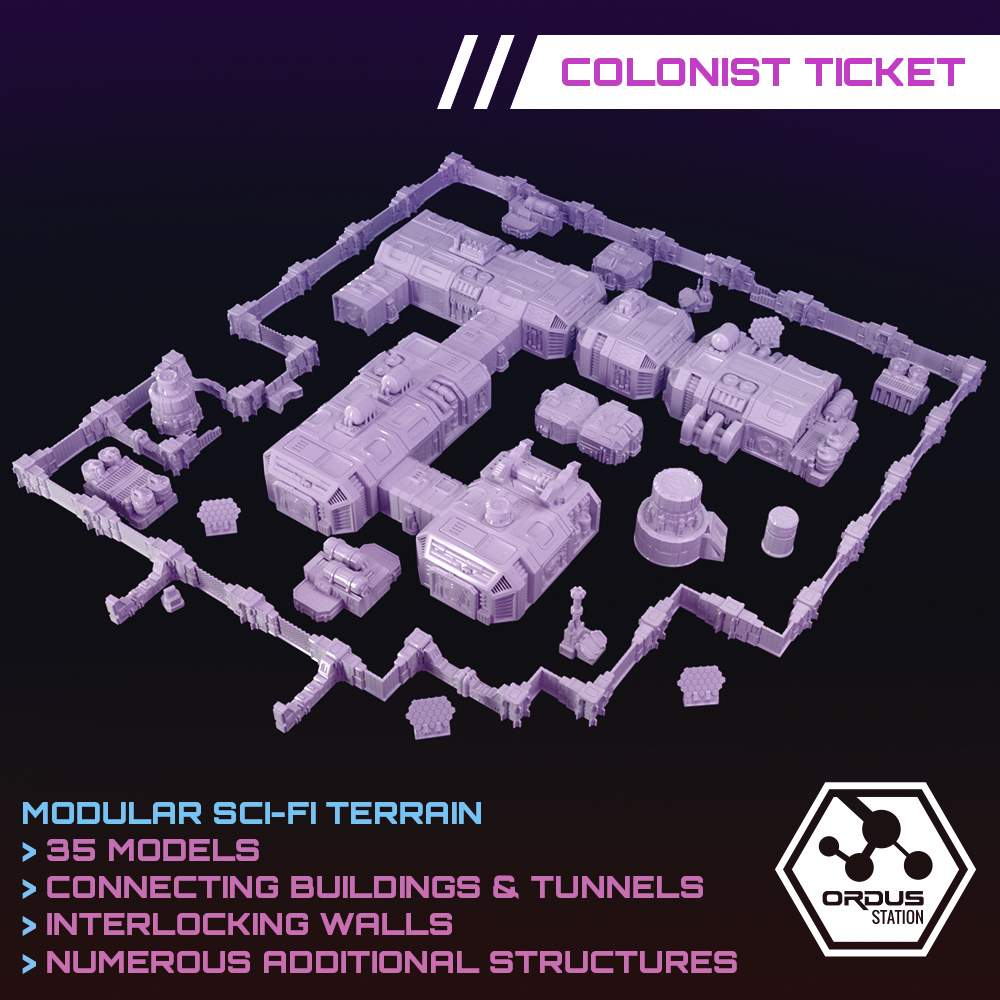 Colonist's Cover