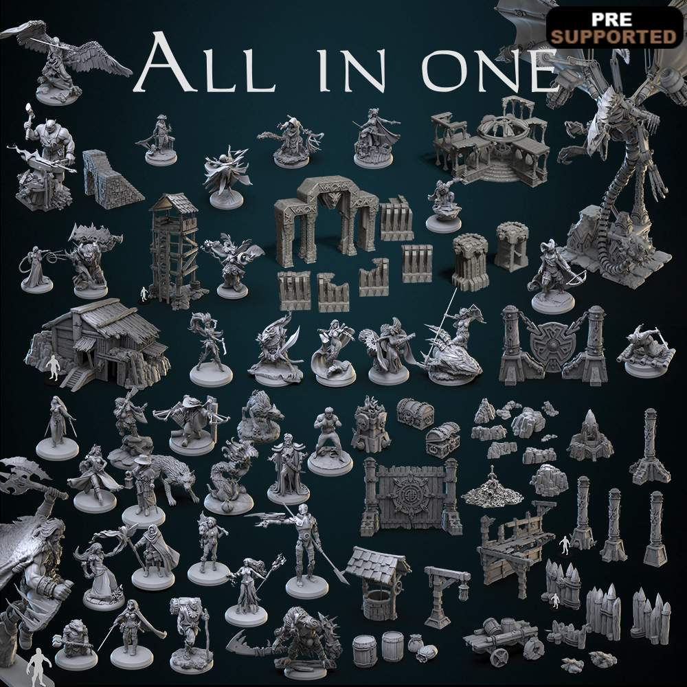 All in one's Cover