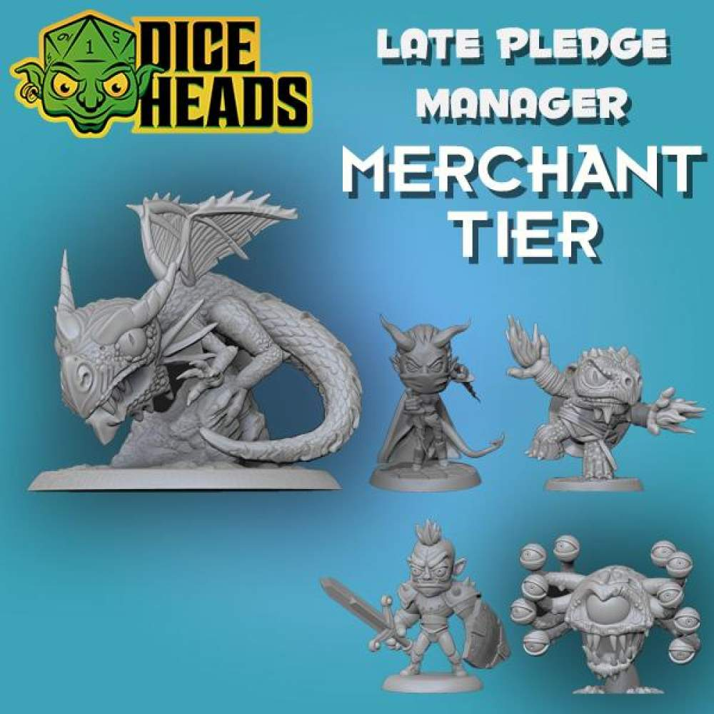 Merchant Tier's Cover