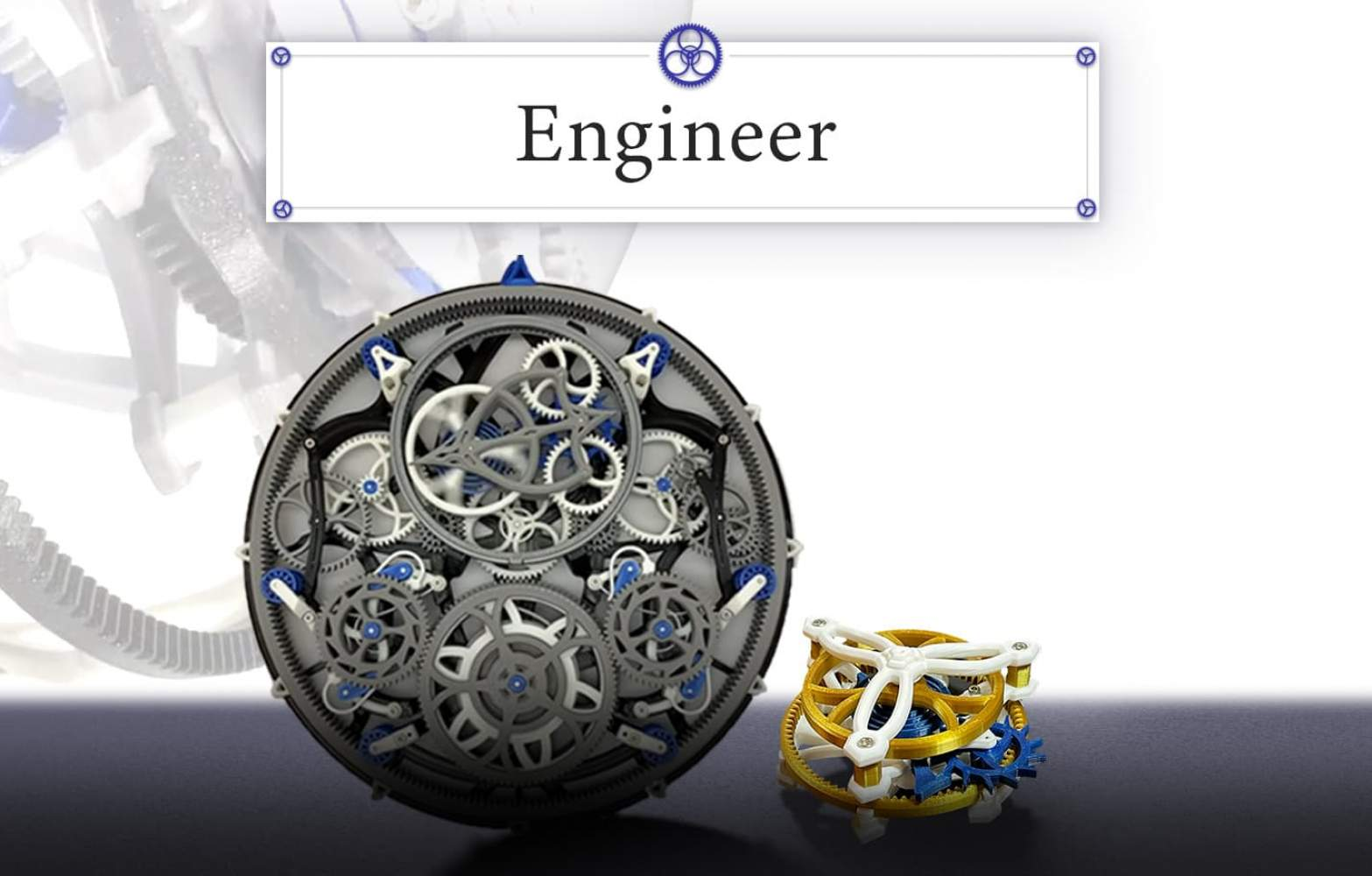 Engineer's Cover