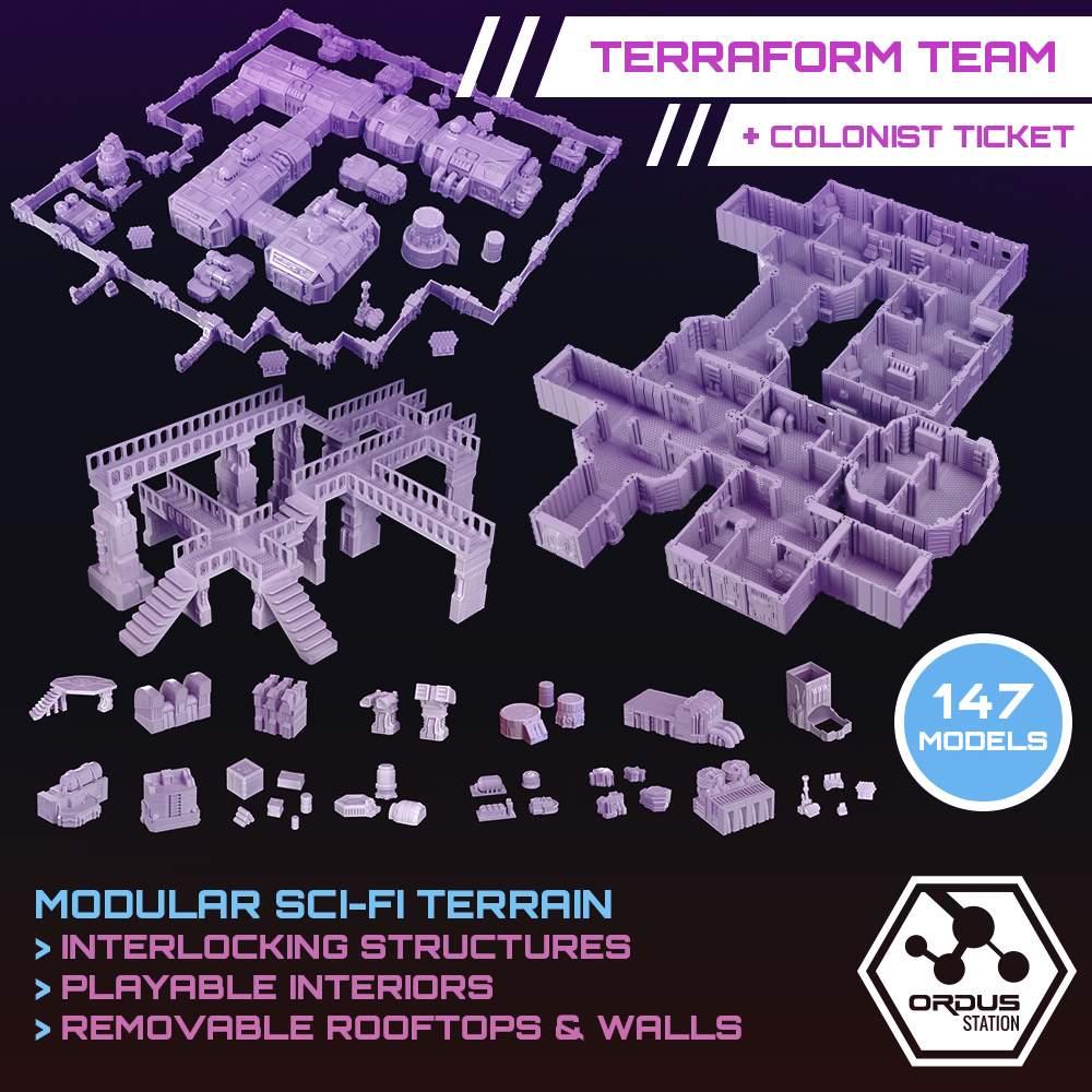 Terraform Team's Cover