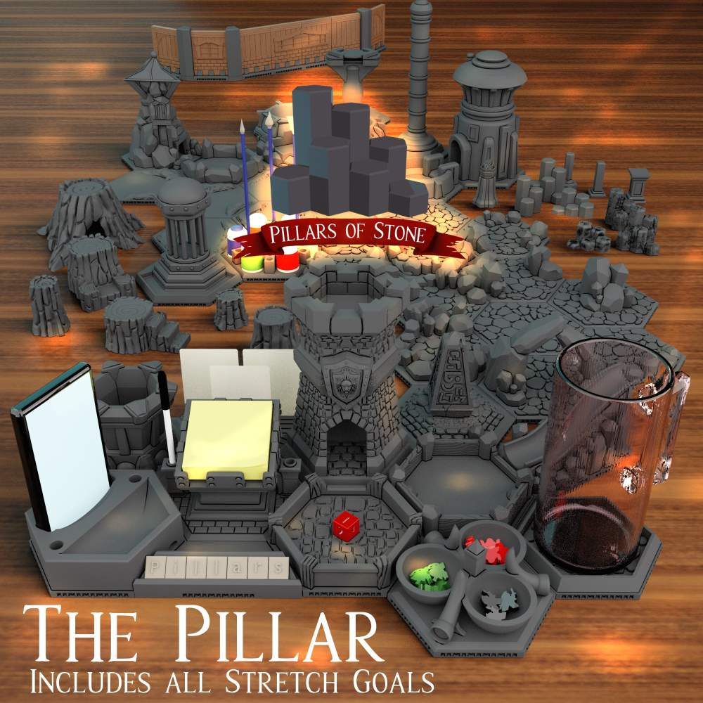 The Pillar's Cover