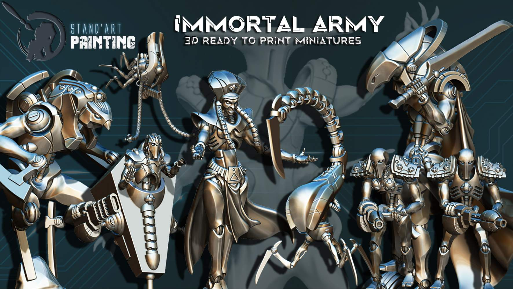 Immortal Army 's Cover