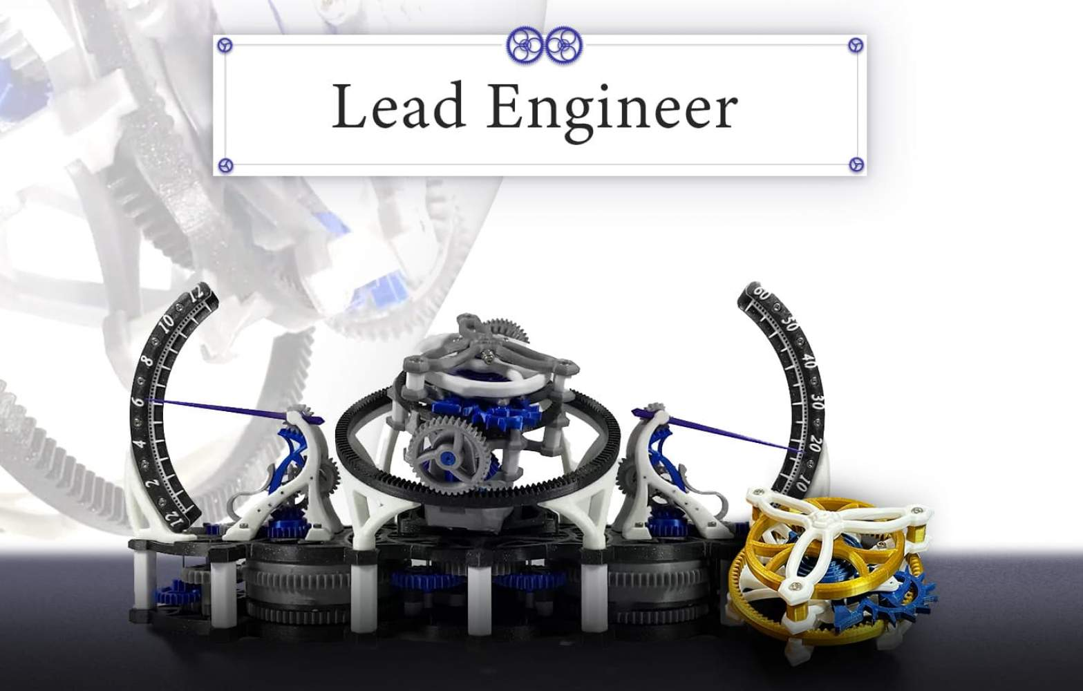 Lead Engineer's Cover