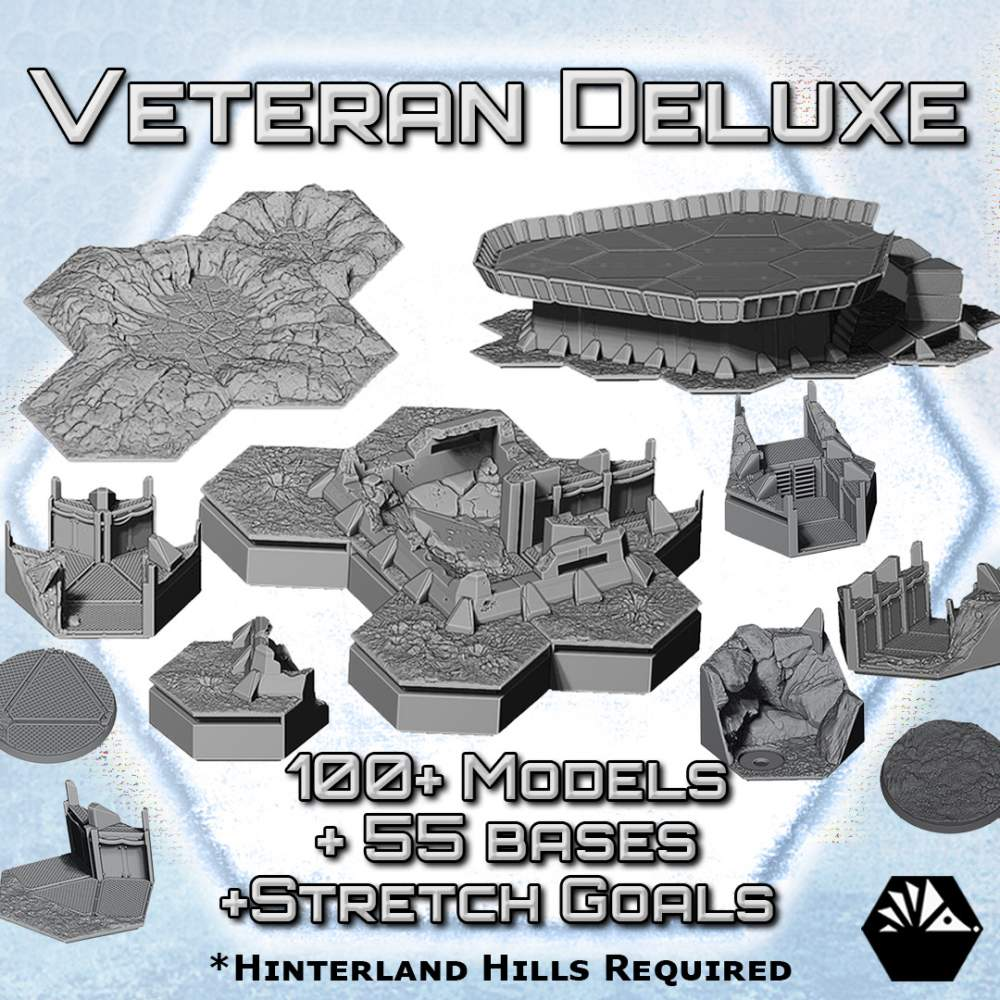 Formidable Fronts - Veteran Deluxe's Cover