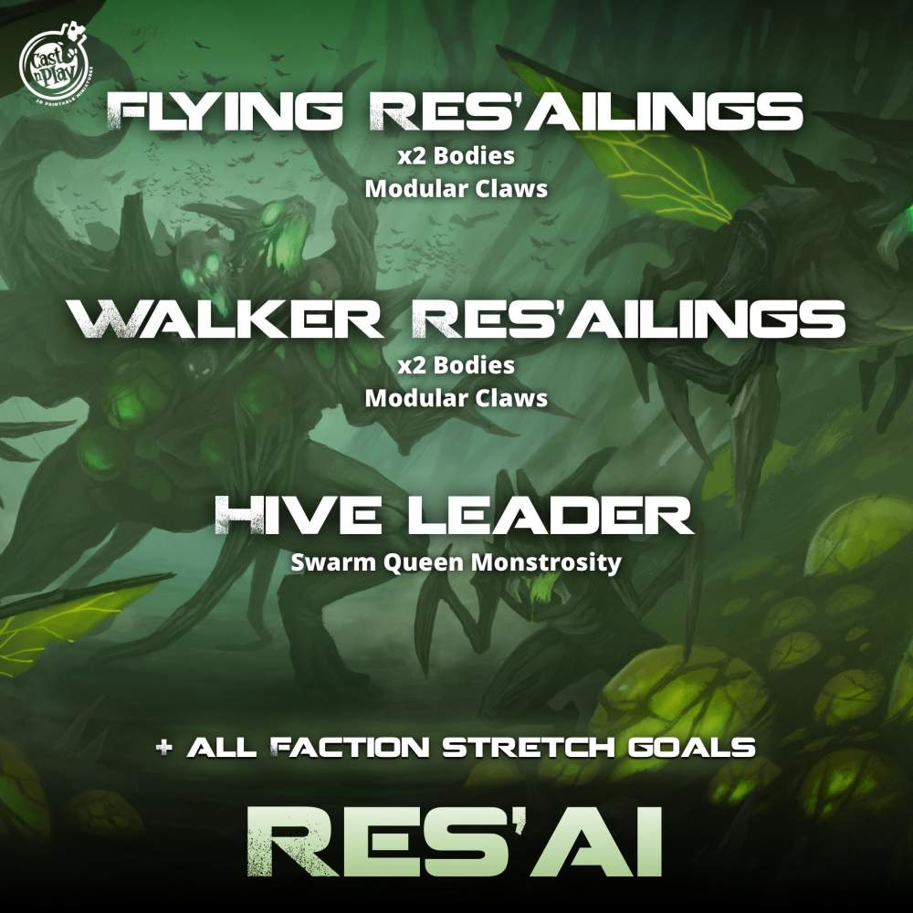 Res'ai's Cover