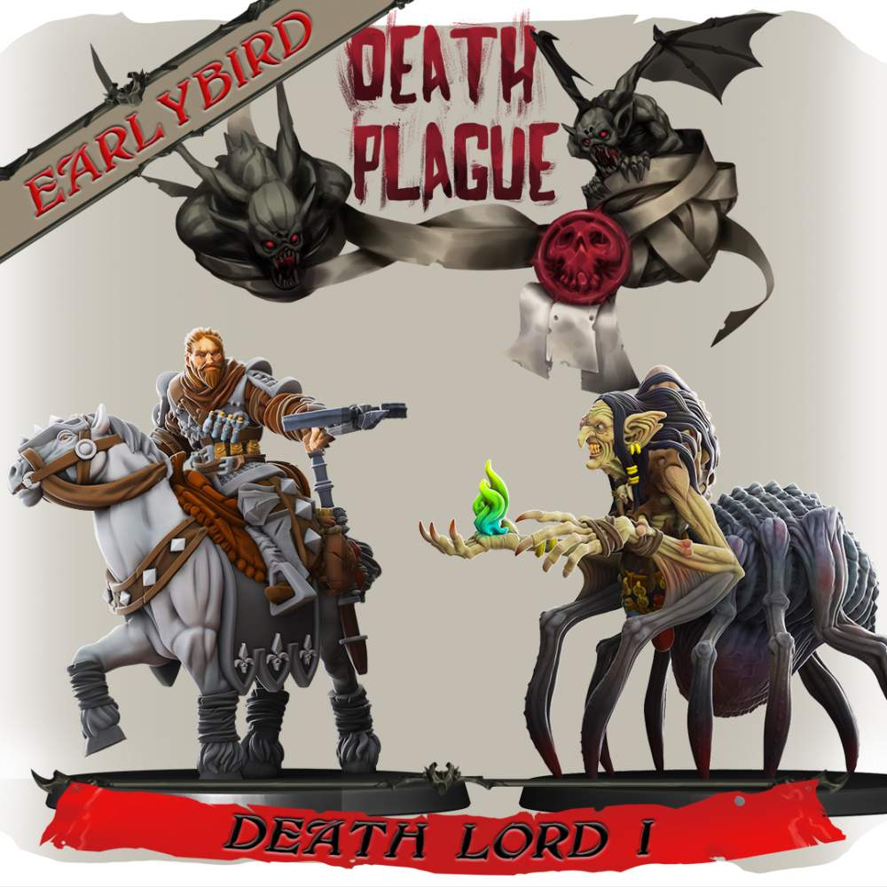 Death Lord I Earlybird (finished 16:00 BST May 29th)'s Cover