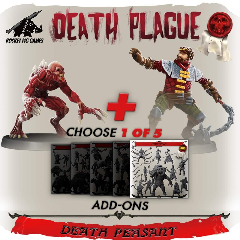DEATH PEASANT's Cover