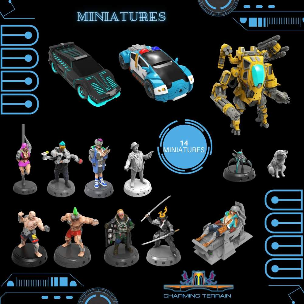 Miniatures Only Bundle's Cover