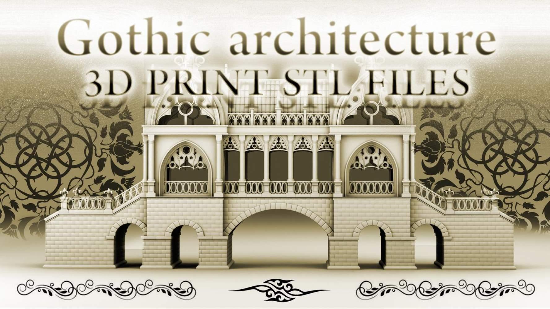 Gothic architecture's Cover