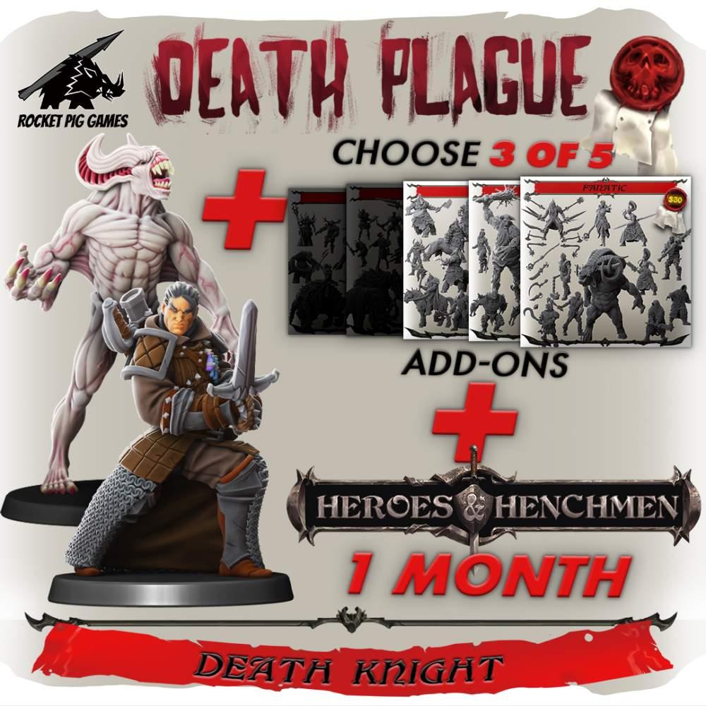 DEATH KNIGHT's Cover