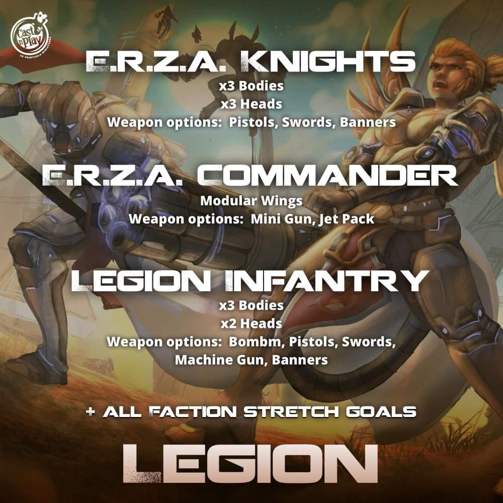 Legion's Cover