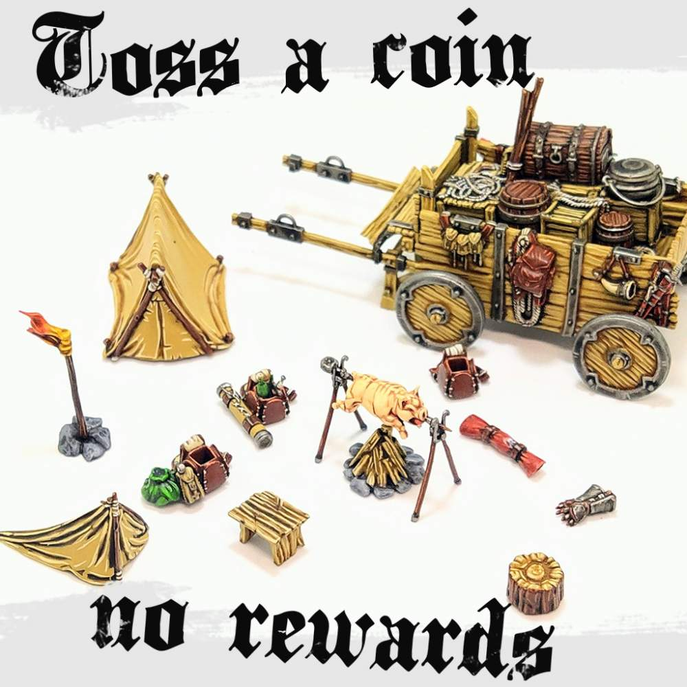 Toss a coin's Cover